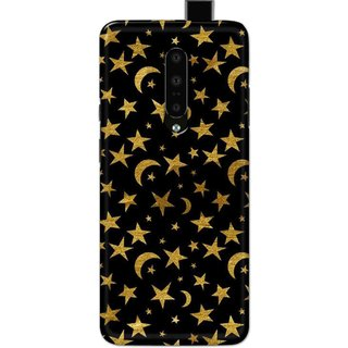 Digimate Hard Matte Printed Designer Cover Case For OnePlus7Pro