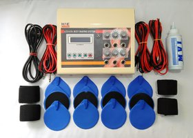 HME LCD 6 Channel Body Shaping System For Slimming Physiotherapy Machine