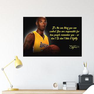 Surmul Michael Jordan Throw Ball  for Living Room Bedroom Office Home Hall Decorative Sticker (Michael Jordan-26)