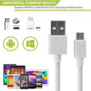 Charging Data USB Cable Micro with Micro USB to 8 Pin Data/Sync Charger Adaptor Type C to Micro USB OTG Adapter Cables