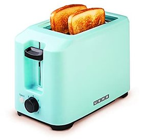 Usha 3720 700-Watt 2-Slice Pop-up Toaster (Blue)