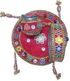 Karwachauth Pooja thali set combo