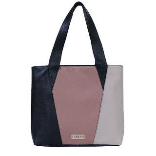 Diwaah Multicolor PU Handbag