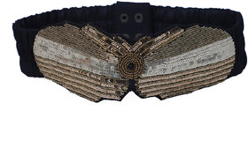Womens Gold Party Belts