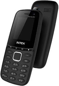 Intex Eco Selfie 2 Mobile Phone - Grey Color
