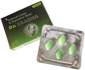 Tanishka Exports Da'ZEAGR - 20 Tablets, ( Pack Of 5 )