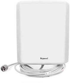 Beetel F3-4G Outdoor External Antenna GSM FWP Phone Signal Antenna With 8 Meter Cable  ( Beetel Phone not included )
