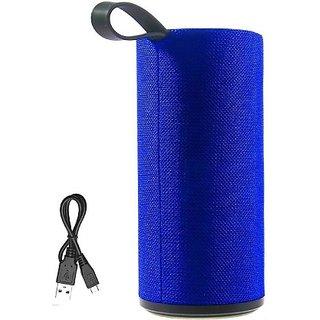 TG113 Bluetooth Speaker  (Blue, 4.1 Channel)