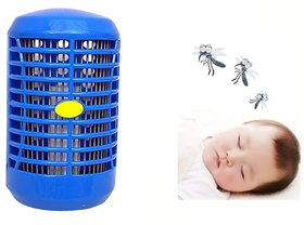 Evershine Gifts  Household Electronic Insect  Mosquito Killer Cum Night Lamp (Plug  Play)-1pc