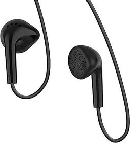 Ubon UB-785 Champ Earphone Wired Headset  (Black, In the Ear)