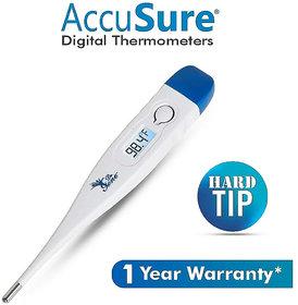 Accusure Digital Thermometer Mt 1027
