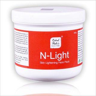 Rahul Phate N-Light Lightening Face Pack 200 g