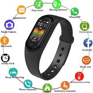 M5 Intelligence Bluetooth Health Wrist Smart Band Watch Monitor, Smart Bracelet, Health Bracelet, Activity Tracker
