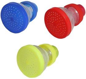 Water Softner Filter Tap Shower Sprinkler head/Direct Ration Kitchen and Bathroom Tap Sprinkler Shower Head Pack 3