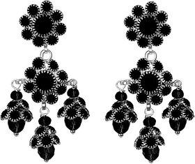 Alan Swiss Fashionable Earring Set Alloy Drops  Danglers