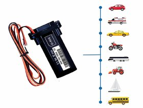 Drivool 890-IN (Make in India) GPS Tracker for All Vehicles, Waterproof, Real-time Locator with Software and Web Apps