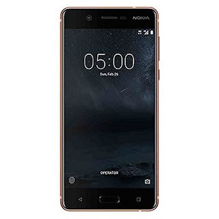 Nokia 5 (Copper, 16 GB)(2 GB RAM) Dual Sim