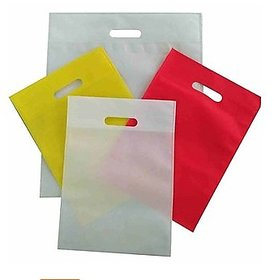 Style UR Home - Non woven Carry Bag, Shopping Bag, Reusable Bag,Grocery Bag (14 X 19) - Pack of 50