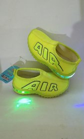 AFFIX  ENTERPRISES LED Shoes 1-3 Years Children Kid Baby Girls Boys Letter Led Luminous Sport Run Sneakers Casual Shoes