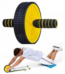Yash Ab Roller Wheel Abs Carver for Abdominal  Stomach Exercise Training