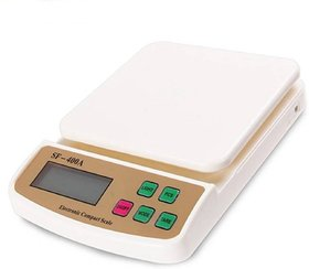 Unique Cartz SF 400A Advanced Electronic Kitchen Digital Weighing Scale Upto 10Kg