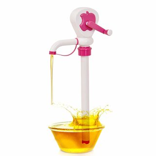 BLUMOON Multicolor Plastic Oil Stoppers & Pourers 1000 ml