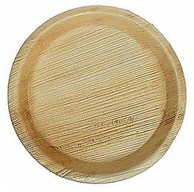 Areca Leaf Plate and Bowl for Lunch/Dinnner/Snacks