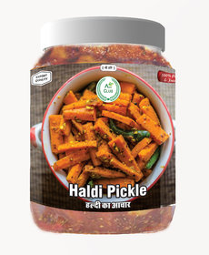 Agri Club Rajasthani Pure Turmeric Pickle (Haldi ka achar) 750gm