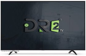 DR2 TV 50 Inch Smart LED TV with soundbar