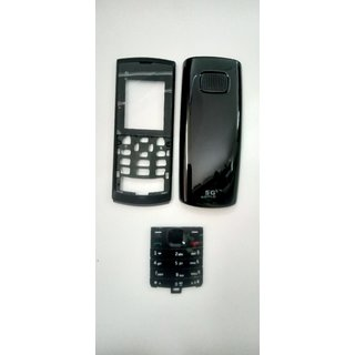 COMPATABLE FOR NOKIA X1 BODY FROUNT  BACK (BLACK)