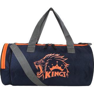 Fashion 7 Gym Bag - Duffel Bag for Fitness Freaks Stylish Printed Sports Bag