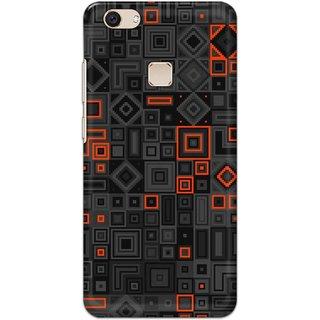 Digimate Hard Matte Printed Designer Cover Case Fo Vivo Z10 - 3076