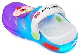 OSM ENTERPRISES Baby shoes Unisex-Baby's Clog 6 month to 2 year water proof