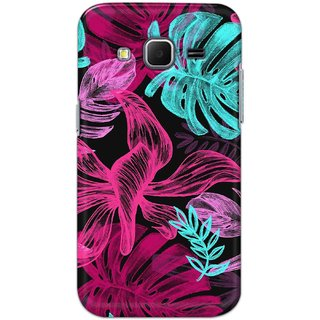 Digimate Hard Matte Printed Designer Cover Case Fo Samsung Galaxy Core Prime - 3020