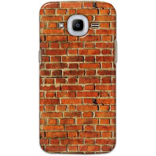 Digimate Hard Matte Printed Designer Cover Case For Samsung Galaxy J2 2016