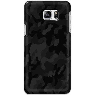 Digimate Hard Matte Printed Designer Cover Case Fo Samsung Galaxy Note5 - 3003