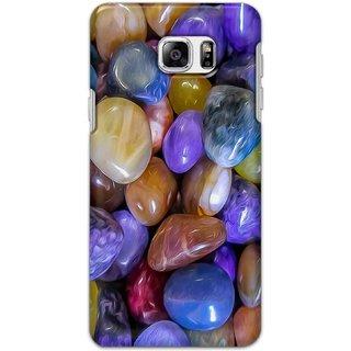 Digimate Hard Matte Printed Designer Cover Case Fo Samsung Galaxy Note5 - 3004