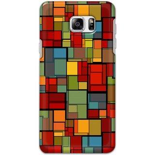 Digimate Hard Matte Printed Designer Cover Case Fo Samsung Galaxy Note5 - 3007