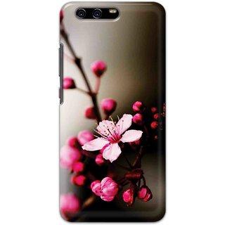 Digimate Hard Matte Printed Designer Cover Case Fo Huawei P10 - 0361