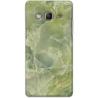 Digimate Hard Matte Printed Designer Cover Case Fo Samsung Z3 - 3090