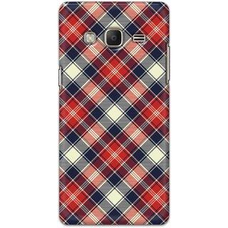 Digimate Hard Matte Printed Designer Cover Case Fo Samsung Z3 - 3040