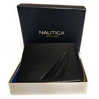 Nautica Leather Wallet For Men
