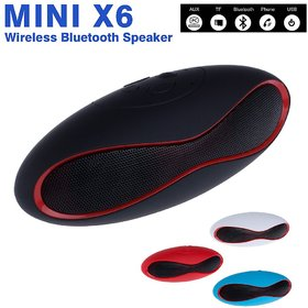 Mobitron Rugby Bluetooth Speaker-(Multicolor)