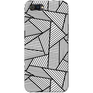 Digimate Hard Matte Printed Designer Cover Case Fo Oppo Realme C2 - 0343
