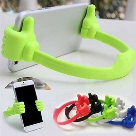 Lazywindow Pack of 3 OK Hand Shaped Tablet and Mobile Stand