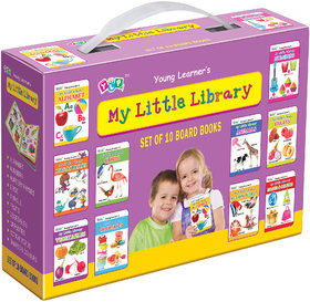 My Little Library (Set of 10 Books)
