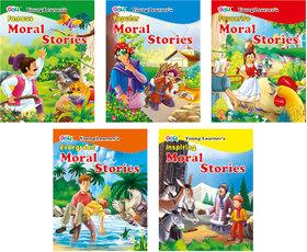 Moral Stories (Set of 5 Titles)