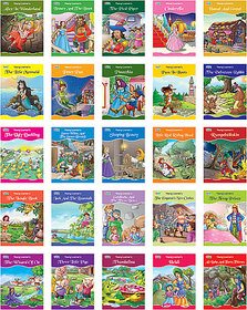 Fairy Tales (Set of 25 Titles)