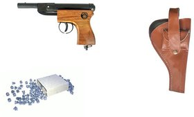 Prijam Air Gun Bbw-007 Model With Metal Body For Target Practice Combo Offe