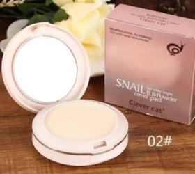 Clever cat snail b.b Face Powder 24 hour fresh long-lasting